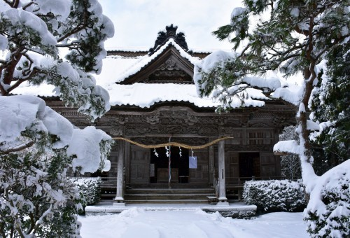 Ushio shrine