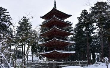 myosenji pagoda