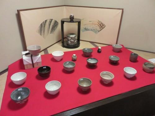 Karatsu ceramics in Saga prefecture