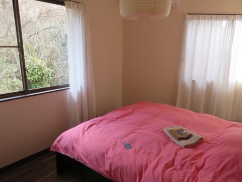 bedroom in arita guest house