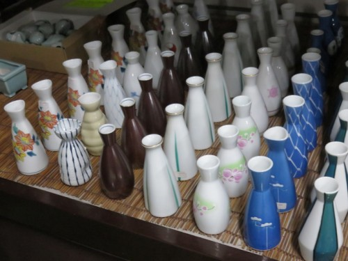 Nowadays Arita ceramics are famous worldwide.