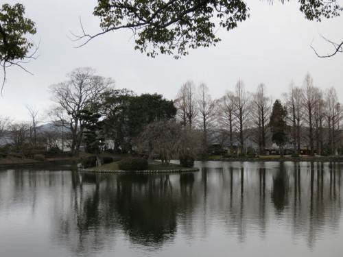 Ogi park, Whatever time of year it is you can admire the natural beauty of this park.