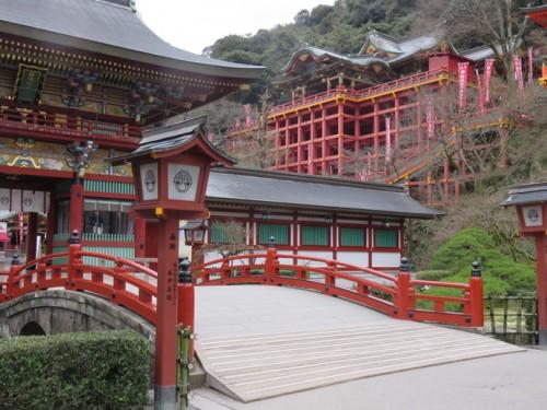 Yutoku Inari Shrine in Saga prefecture