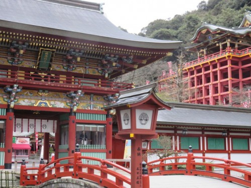Yutoku Inari Shrine in Saga