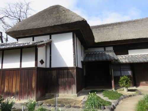 Take a walk around this town and experience old Japan!