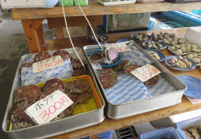 choosing seafood