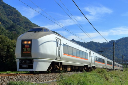 JR Super Express Kusatsu no.1