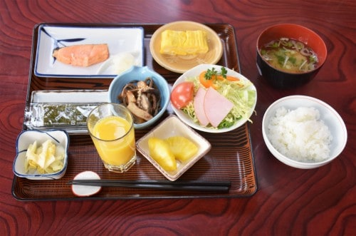 breakfast urashin