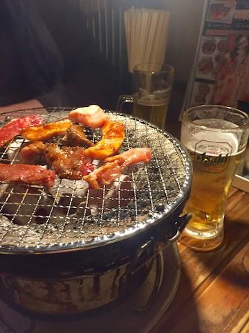 Japanese BBQ tabehoudaii