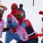 Koide International Snowball Fight: Costumes, Snowball Fights, and Igloo Huts (Niigata )