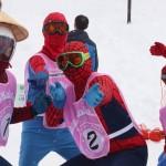 Koide International Snowball Fight: Costumes, Snowball Fights, and Igloo Huts (Niigata )
