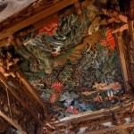 Visiting Uncho Ishikawa's Art in Uonuma's Snowy Temples