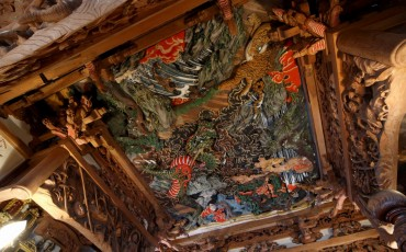 the masterpiece of Uncho Ishikawa, Niigata prefecture