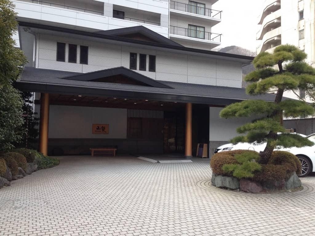 Hotel in Onsen Village in Nikko