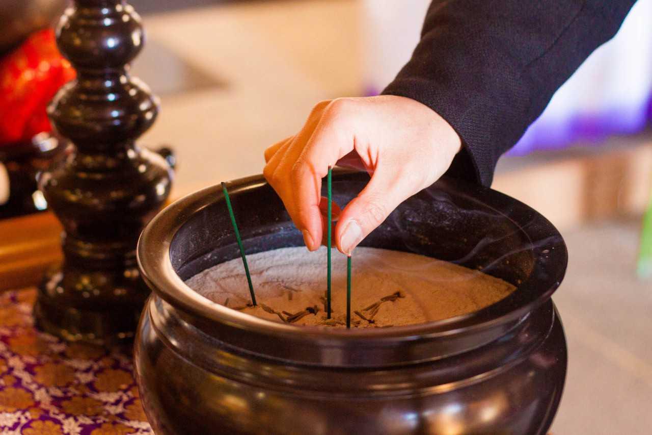 How to pray for Sokushinbutsu in Japan