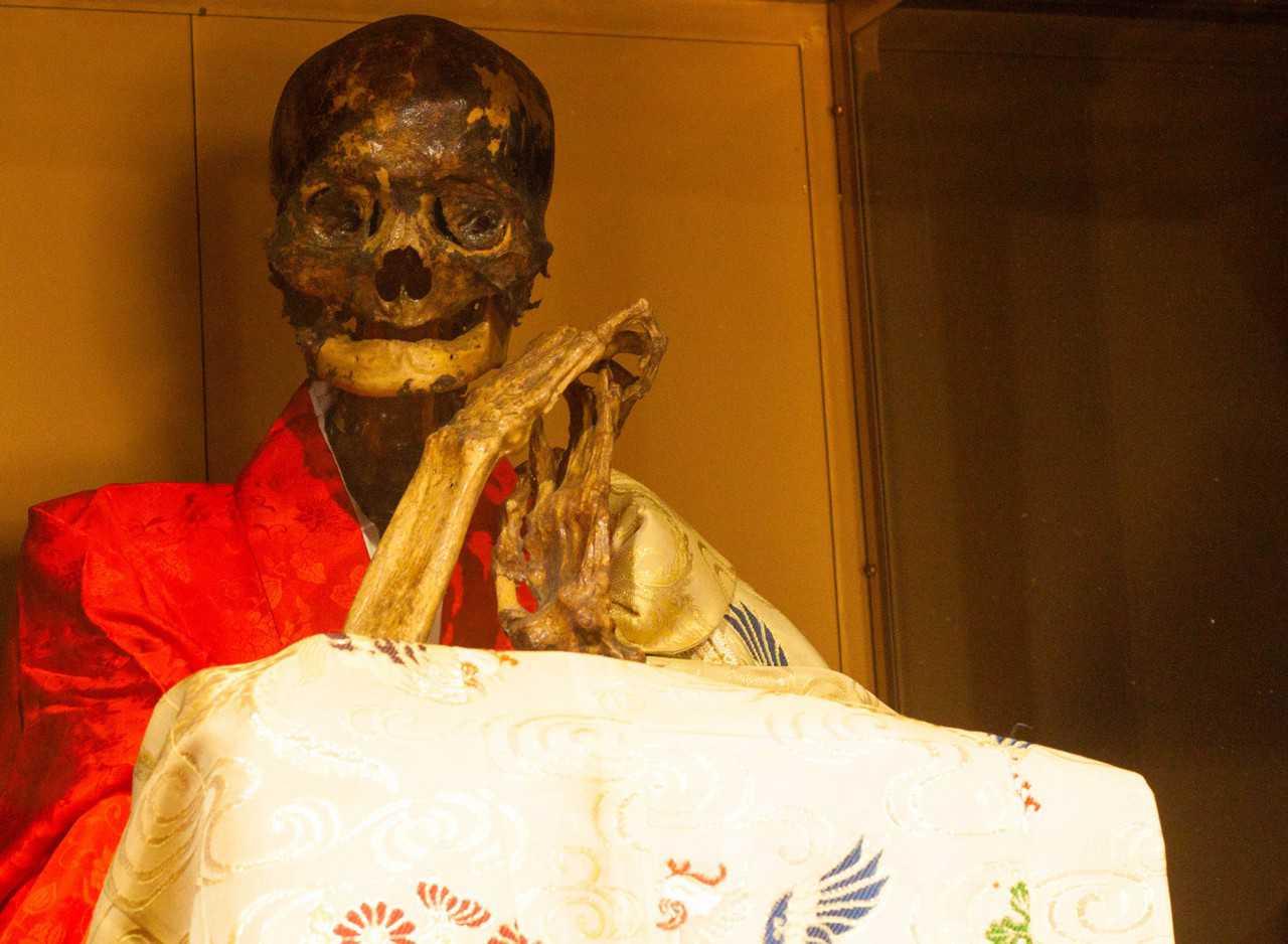 Sokushinbutsu: Japan's Self Mummified Buddhist Monks