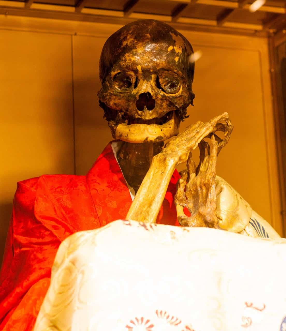 Sokushinbutsu  Pay Your Respects To Japan U2019s Self Mummified