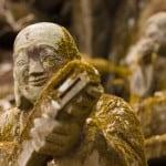 See the Unique Faces of Buddha's Disciples at Todosan Manpukuji Showa Rakan