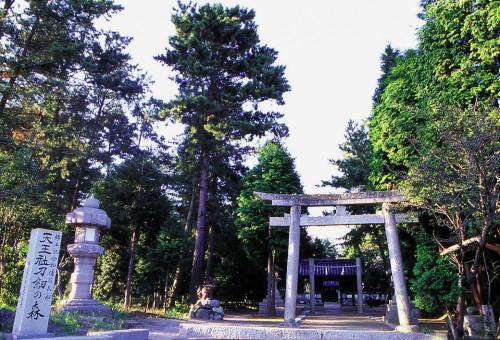 Yukie Shrine