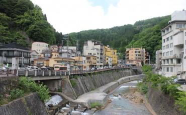 Tsuchiyu Onsen is a quaint town in the western part of Fukushima, Tohoku, Japan.