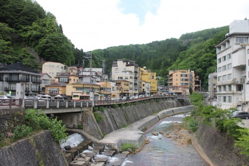 Tsuchiyu Onsen is a quaint town in the western part of Fukushima, Tohoku, Japan.