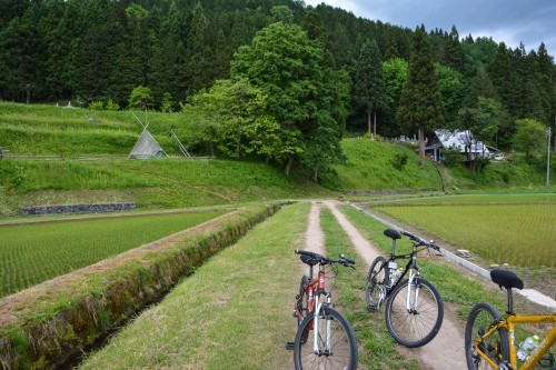 Cycling Tour in Rural Japan