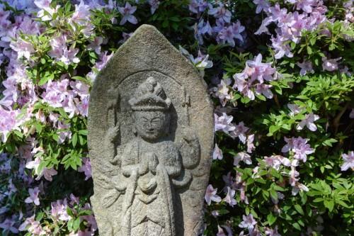 Chorakuji Temple Statue