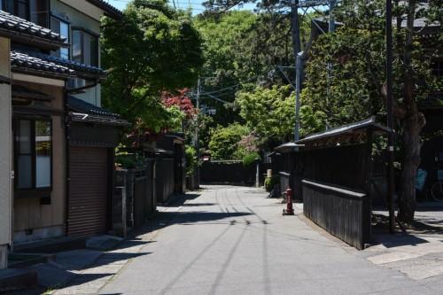 Charming Alley in Murakami