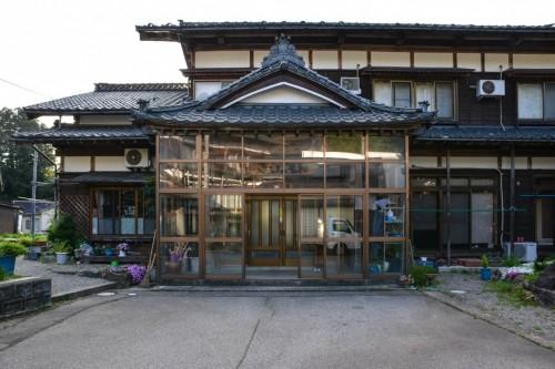 Minshuku Entrance