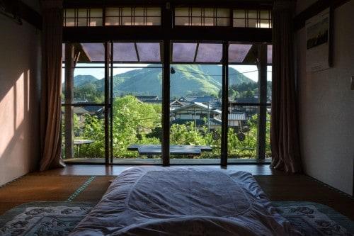Minshuku Bedroom