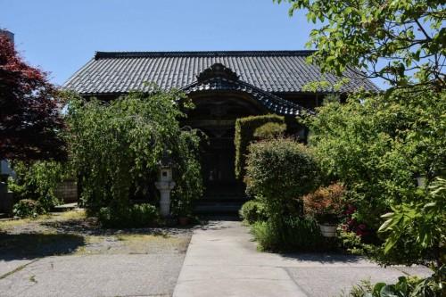 Myohoji Temple in Murakami