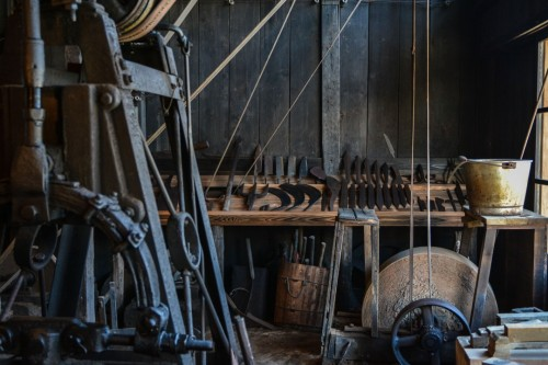 Murakami Wood Working Shop Tools