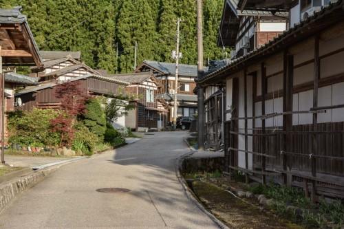 Charming Streets of Takane