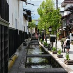 Hida Furukawa : Take A Walk in this Old Town, Wearing a Kimono
