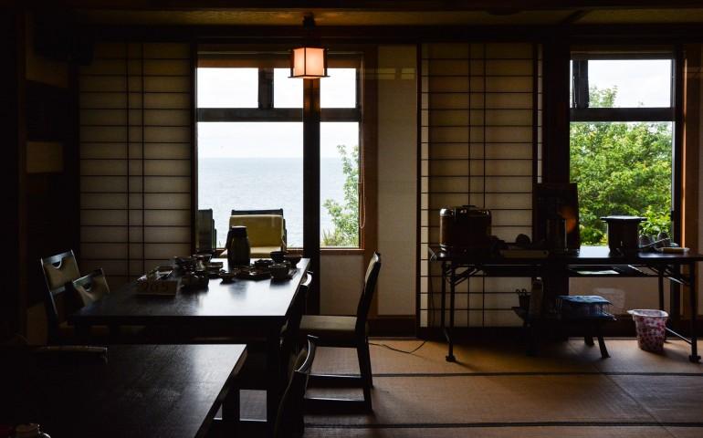Sado Island Minshuku Takimoto