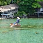Sado Island : Experience the Tub Boat in Ogi Town
