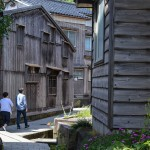 Shukunegi : A Walk in the Old and Well-preserved Fishing Village on Sado Island