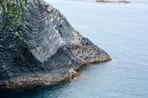 Rock Formations in Saga Prefecture
