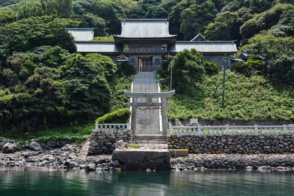 Tajima Shrine in Kabeshima Island