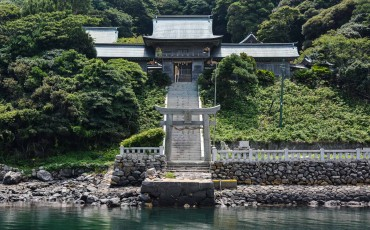 Tajima Shrine in Kabeshima Island