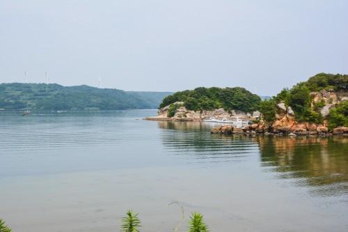 Genkai sea scenery, Saga prefecture, Kyushu.