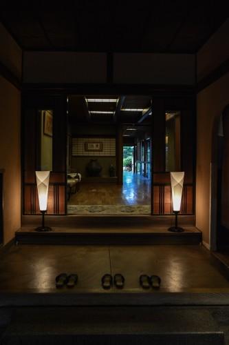 Yoyokaku, Luxury Ryokan in Karatsu, Saga prefecture, Kyushu.