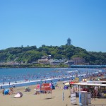 Enoshima; Where are the Closest Beaches From Tokyo ?