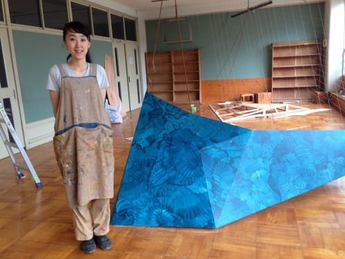 Nakanojo Biennale , An art festival at Nakanojo town, Gunma prefecture, Japan.