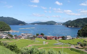 Nature spots in Wakasa Takahama, Fukui prefecture