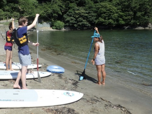 SUP: Learning the Basics!, Fukui prefecture