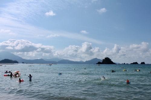 Wakasa Wada: Fun in the Sea of Japan