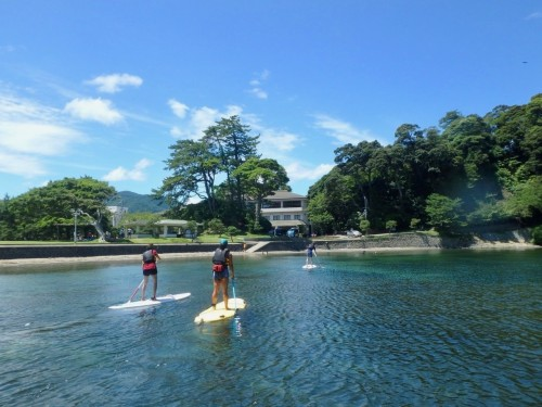 Trial Run in Shallower Waters, Fukui prefecture