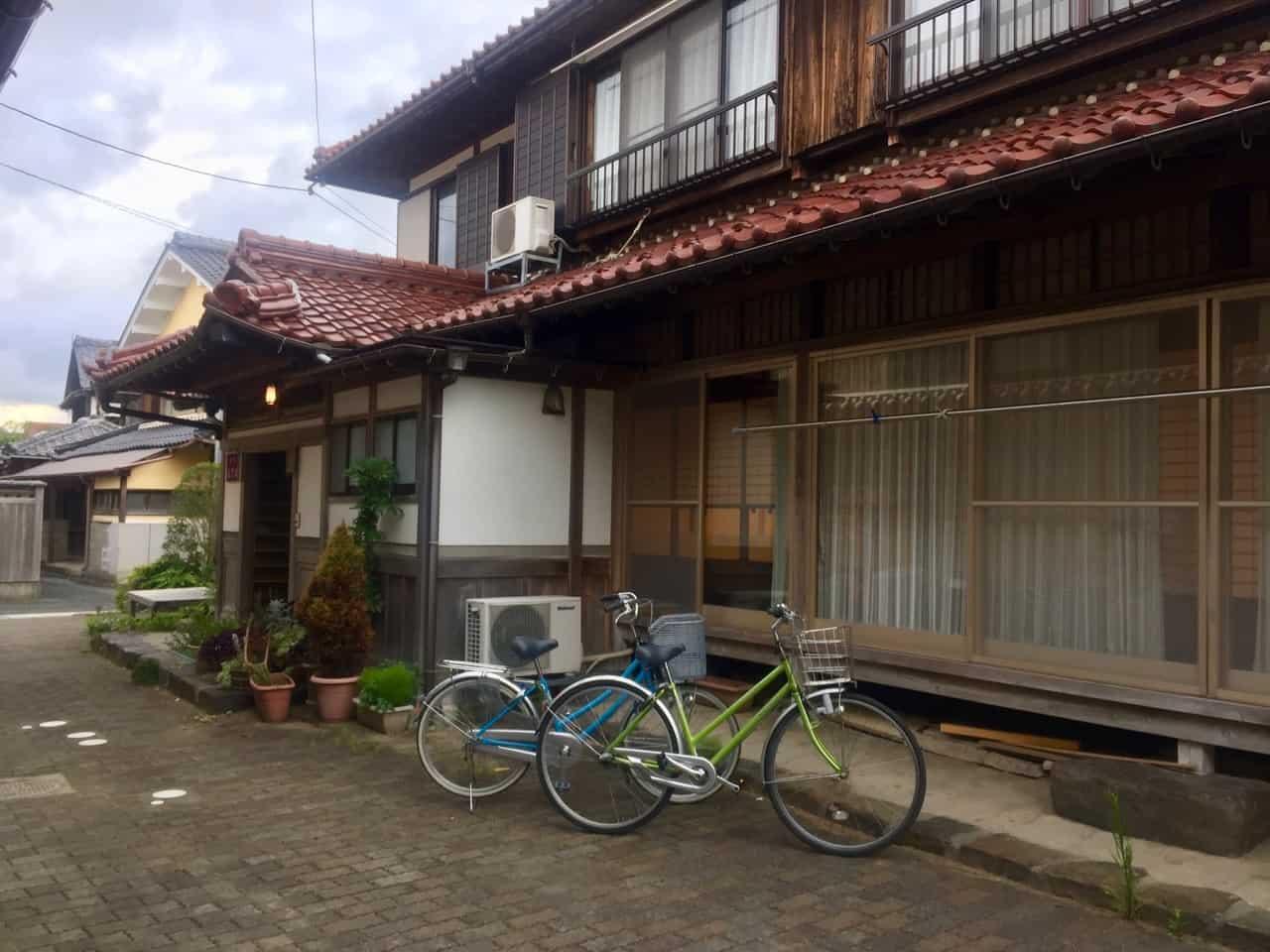 Accommodation in Wakasa Takahama: Ryokan, Hotel, Villa or Minshuku?