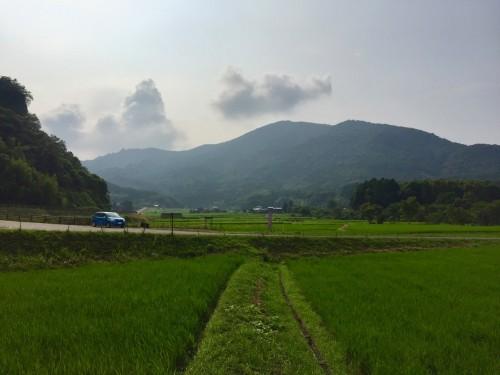 Tashibunoshou is a rural area in Bungotakada City (Oita Prefecture) with a 1200 year history.
